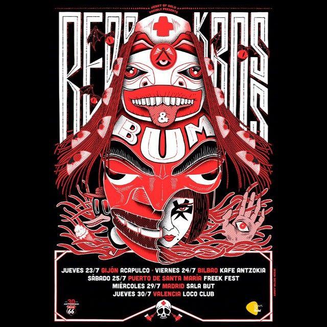 Que vienen REDD KROSS!!!!! - Gira Julio 2015 http://www.woodyjagger.com/2015/06/que-vienen-redd-kross-gira-julio-2015.html