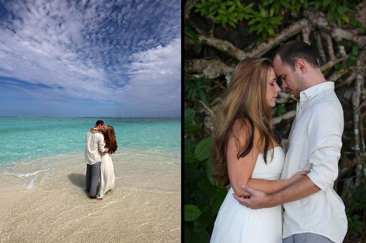 Fiji wedding, Royal Davui, Sandbank, Love