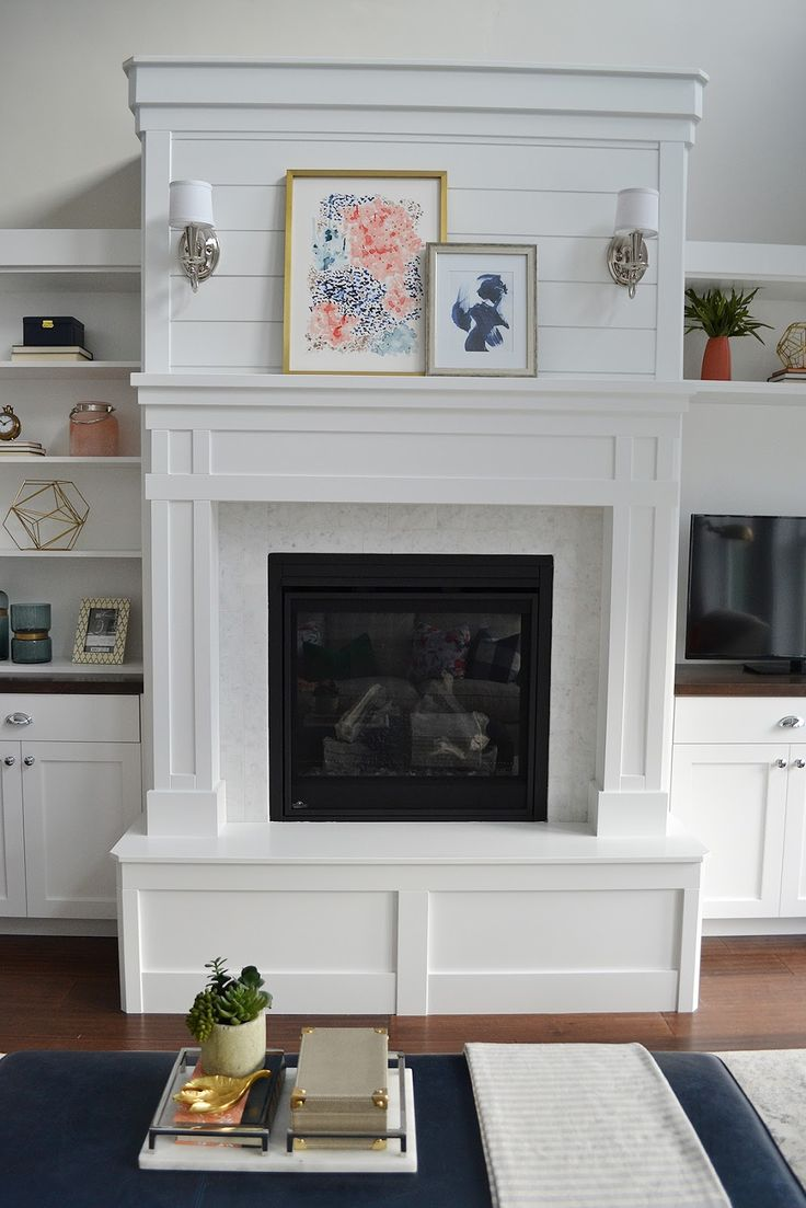 Client Project Reveal Pretty And Polished Family Room