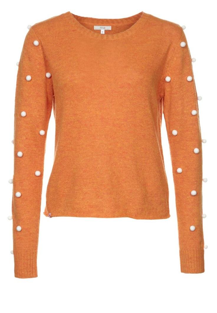 Kling - JERSEY - Strikpullover /Striktrøjer - orange