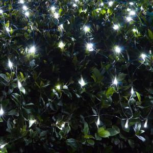 LED Fairy Net Light 1.8 x 1.2m - White