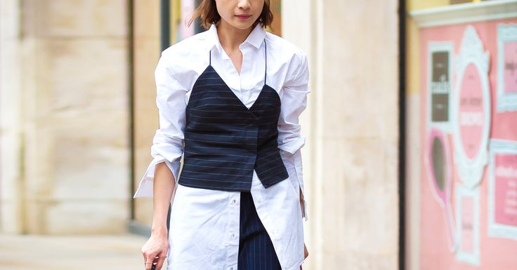 Editor-Approved Pieces to Take On Transitional Weather via @WhoWhatWear