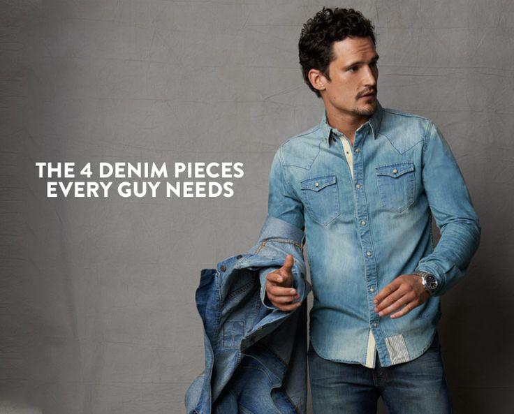 Men's Jeans Guide | Nordstrom