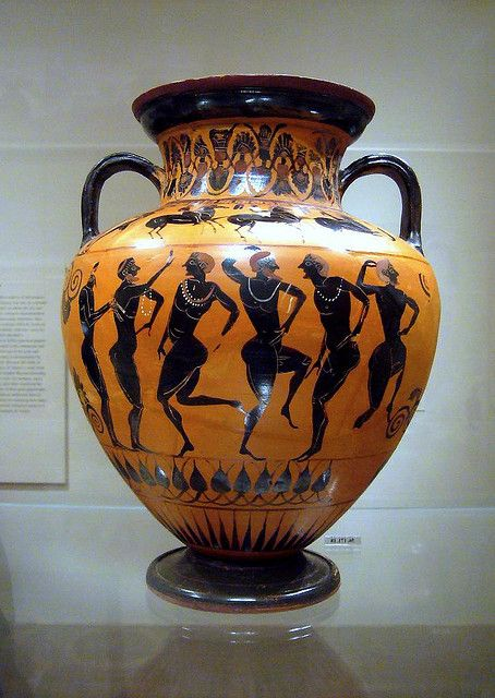 Greek Black Figure Pottery | Recent Photos The Commons Getty Collection Galleries World Map App ...