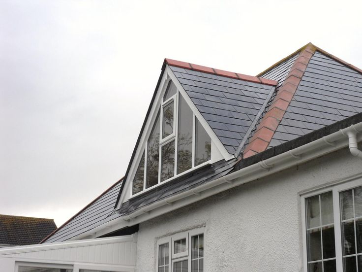 Pitched roof dormer by Attic Designs Ltd