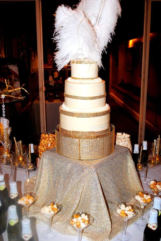 Sweet 16 Great Gatsby Birthday Party Ideas Sweet The O