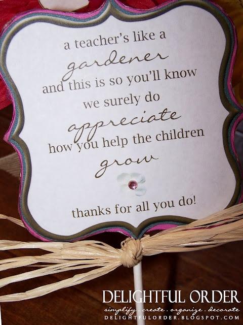 poem for teacher gift