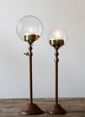 la Loupe magnifying candle holder | Artilleriet | Inredning Göteborg