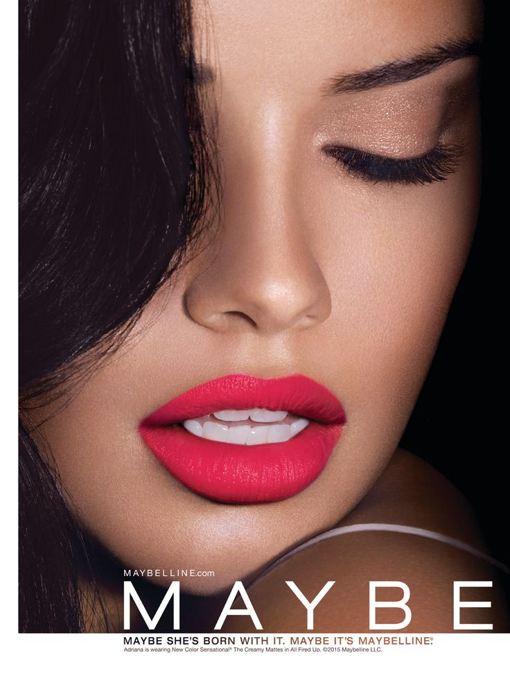 Maybelline Creamy Mattes in All Fired Up