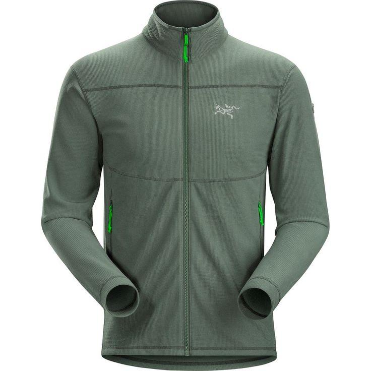 Arc Teryx Delta Lt Fleece Jacket Men S Men Clothes