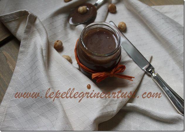 Le pellegrine Artusi: Marmellata di nocciole