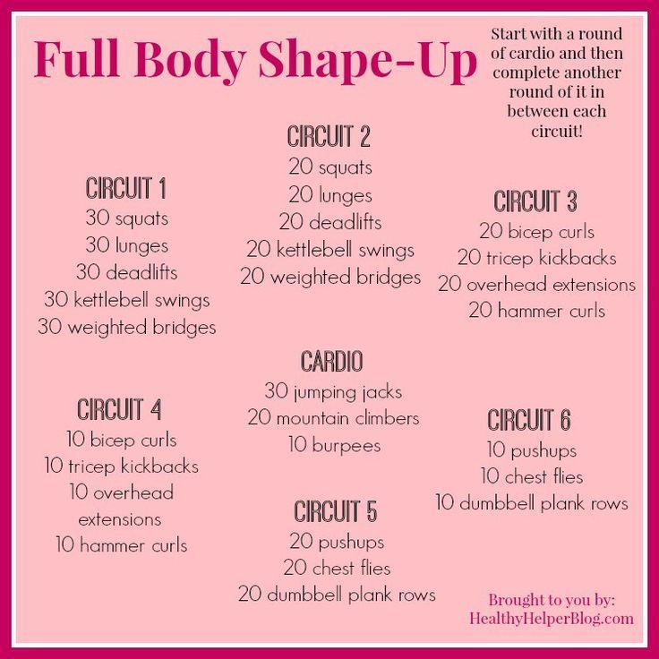 Soybu Fitness Apparel + Full Body Workout • Healthy Helper