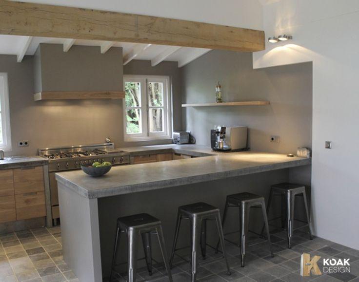 25 beste idee n over wit grijze keukens op pinterest keuken idee n witte keukenkasten en keukens - Ouderlijke doucheruimte kleedkamer volgende ...