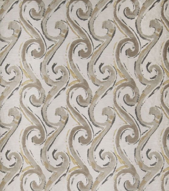 Smc Designs Upholstery Fabric-Royce/Mineral