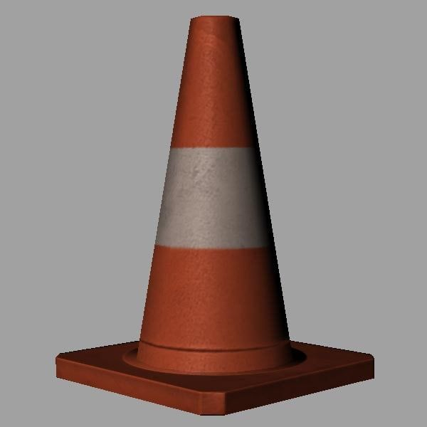 Traffic Cone By Mundug Novelty Lamp Lava Lamp Lamp