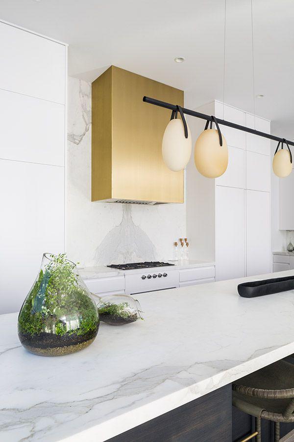 Calacatta Marble Counter Kitchen Marble Replacing Kitchen Countertops Countertops