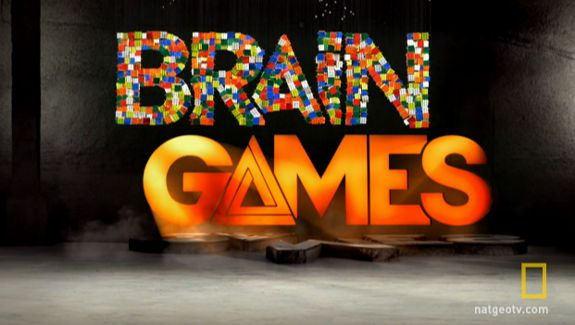 Brain Games is a reality TV series that makes its premiere on Canadian television on Tuesday, August 20, 2013. Brain Games will air on the National Geographic Channel. Brain Games has already aired...