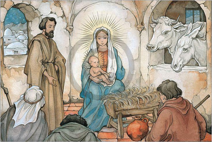 Deze plaat heeft Anton Pieck getekend voor de firma Kunst Adelt in Maastricht en deed dienst als kerstkaart.