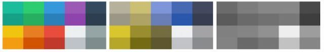 Data Visualization : Finding the right color palettes for data visualizations  InVision Blog