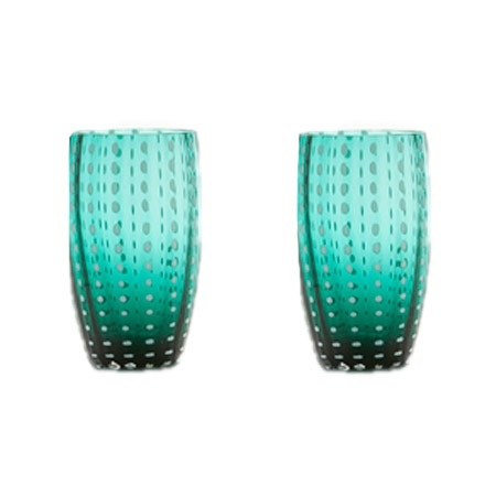 I pinned this Perle Tumbler in Green from the Zafferano event at Joss and Main!