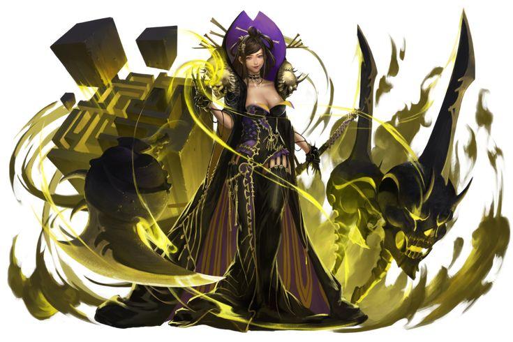 No.2058_后儀天下 · 武則天Militant Heroine - Wu Zetian#神魔之塔 #神魔_妖魔傾城