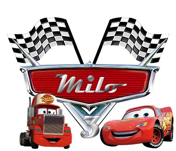 Logo De Cars Para Editar