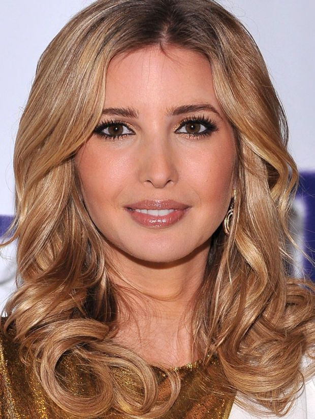 Ivanka Trump, Before and After   Editor, Beauty and ...