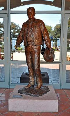 President Ronald Reagan Library in Simi Valley, CA.