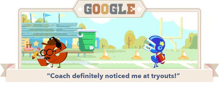 Doodle n.º 3 del Día de juegos de Google