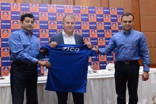 Blog Esportivo do Suíço:  Zico reassume cargo de treinador na Índia e comandará três brasileiros