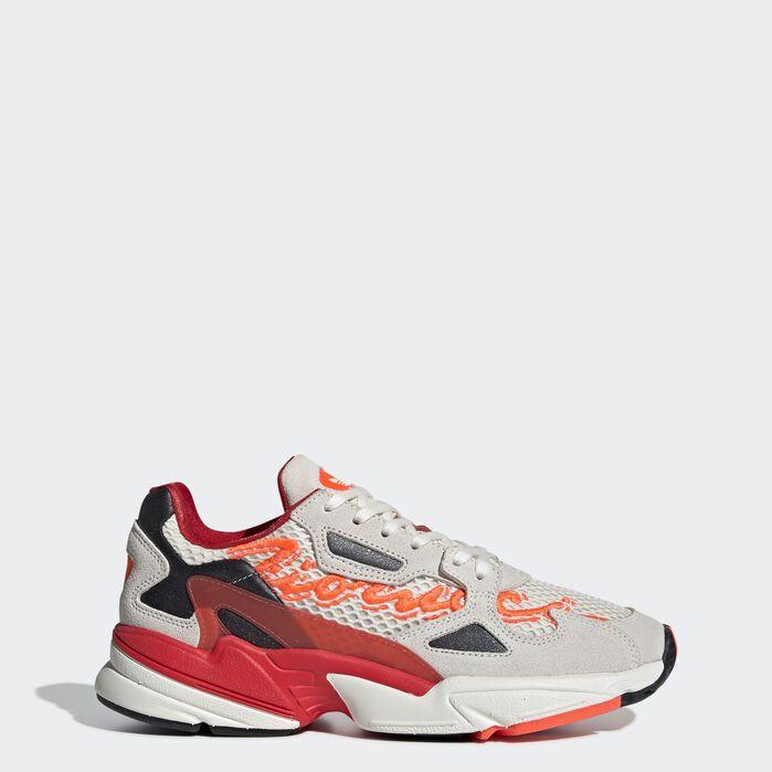 Fiorucci Falcon Shoes Off White Womens | 90s inspired