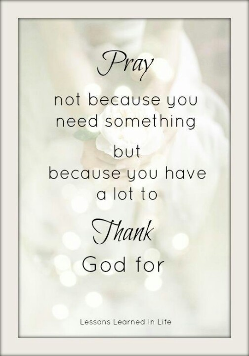 #prayer. AMEN! So thankful and humble for the so very many wonderful blessings we have and continue to receive!! We are so blessed and I praise and thank the Lord!!
