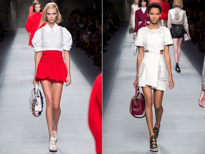5 super fashion trends for spring / summer 2016 – Re-el Fashion