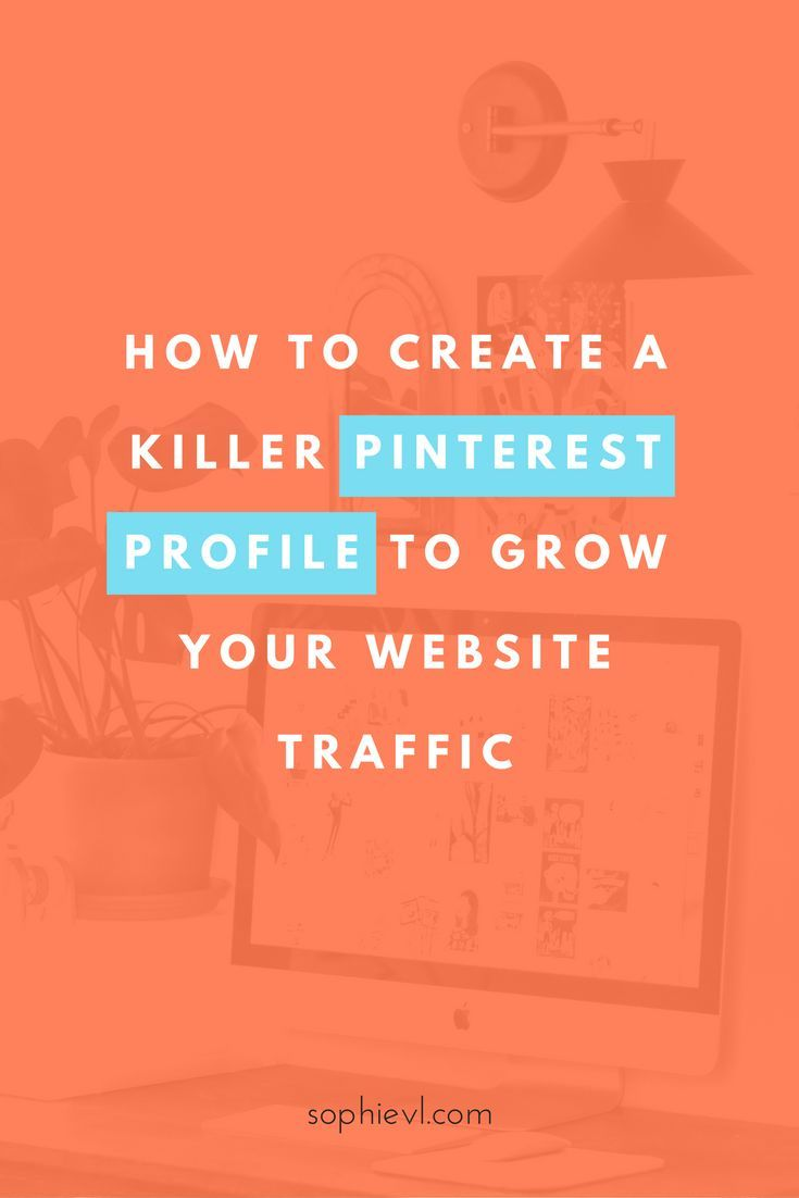 Driving traffic to your site from Pinterest starts with setting up a great Pinterest profile. Do this and your future efforts will generate more results! - Grow your Blog, Grow your Pinterest, Grow your Followers, Pinterest Growth Strategy, How to Grow your Pinterest Followers, Pinterest Growth, Increase Pageviews, Grow your Business, Website traffic, Grow your Audience #pinterest #traffic #audience #growyourblog #growyourbusiness #pinterestgrowth