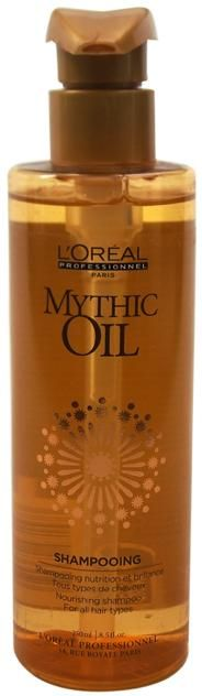 L'Oreal Professional - Mythic Oil Nourishing Shampoo (8.5 oz.) - 1 UNITS