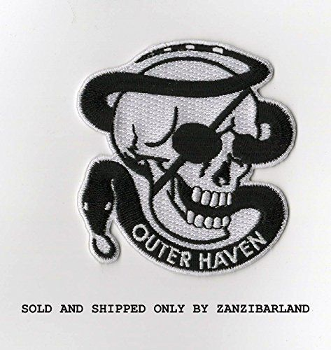 Outer Haven Patch - Iron on Backing - Featured in Metal Gear Solid 4: Guns of the Patriots ZanzibarLand http://www.amazon.com/dp/B017QGEW68/ref=cm_sw_r_pi_dp_-nRTwb0EF4TC9