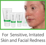 Are you a sufferer of redness, splotchy skin, or eczema? Then the Soothe Regimen is for you!