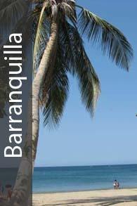 Barranquilla, Colombia. Especialmente para Nina Garcia