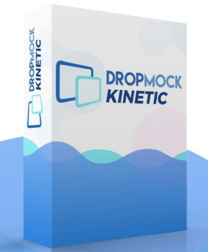 Kinetic DropMock Blockbuster Video Creation Software - The Best Software Based on Clouds App to Make Blockbuster Videos in Just 3 Clicks, Easy to Use, Drag and Drop and Slick UI so You Will Be Weaving Assets into Cutting-Edge Video Designs, Dazzling, Professional and Cinematic Quality Marketing Videos in Just Minutes