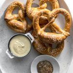 It's Oktoberfest! Which is funny to me because it's actually September, but I'm not one to argue with soft German pretzels, sausage, and beer. I've never been to Munich, where Oktoberfest – the world's largest beer festival – is held,...