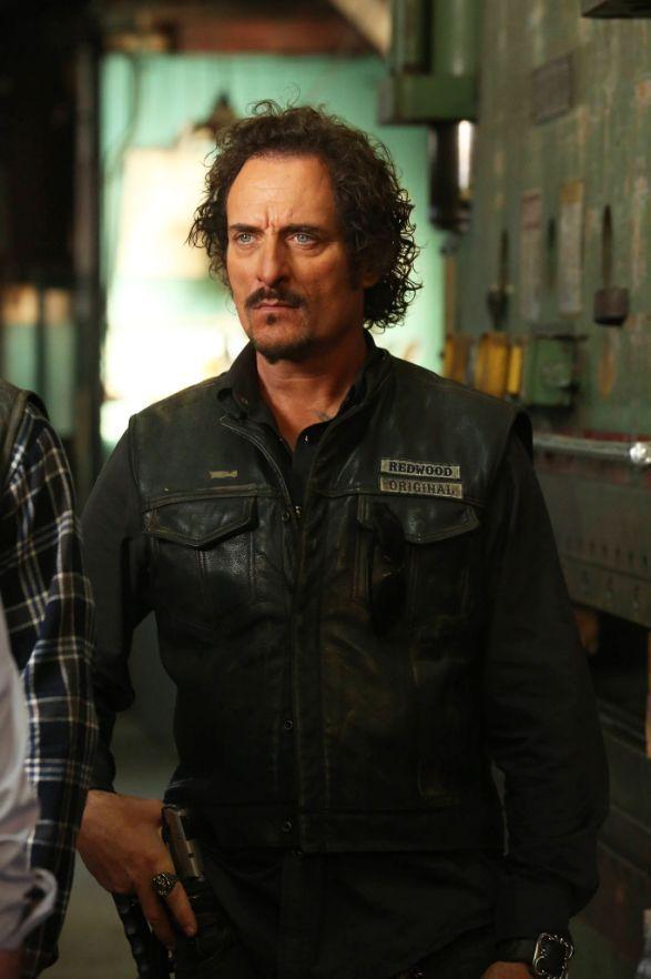 """Papa's Goods"" Episode 713 Kim Coates as Tig Trager"