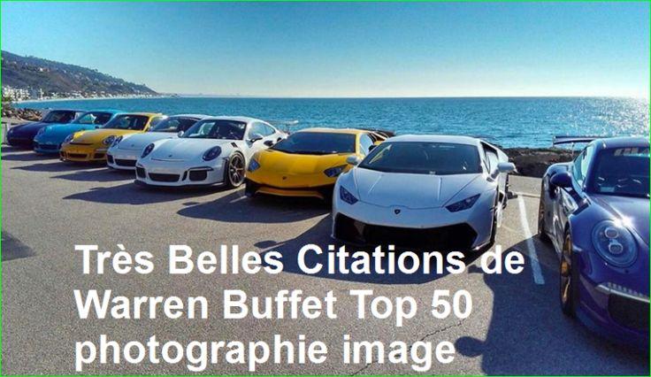 Citations de Warren Buffet Top 50