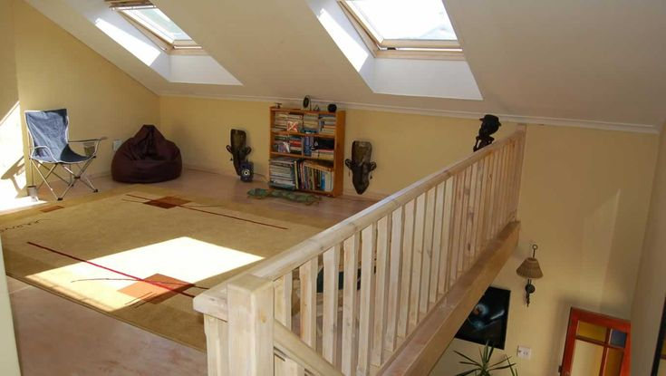 Mezzanine Floors Loft Conversion By Lofts And Ladders