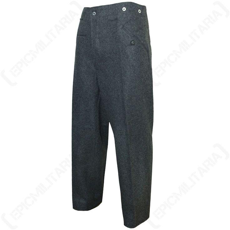 WW2 Luftwaffe M40 Trousers