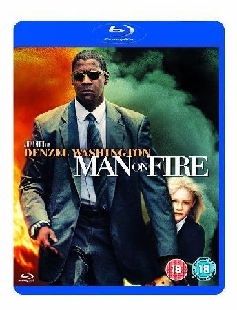 MAN On Fire Tony Scott-directed action thriller starring Denzel Washington as John Creasy a jaded former CIA agent hired by a wealthy Mexican family to act as bodyguard to their ten-year-old daughter Lupita (Dako http://www.MightGet.com/january-2017-12/man-on-fire.asp