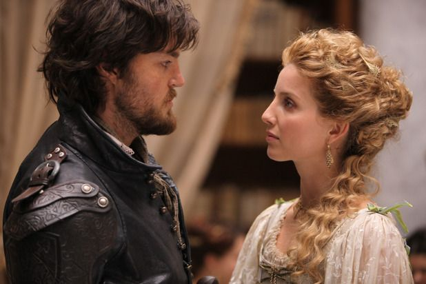 Annabelle Wallis the Musketeers | The Musketeers' episode 7 'A Rebellious Woman'
