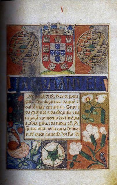 Beja y Arrabaldes: Foral Manuelino de Beja - 1510