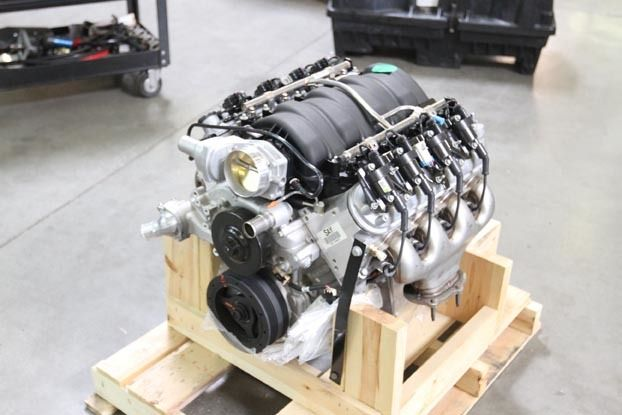 GM Performance LS-7 Crate engine - Fesler Built