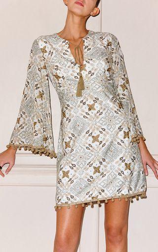 Tie Dye Colomba Dress by TALITHA for Preorder on Moda Operandi