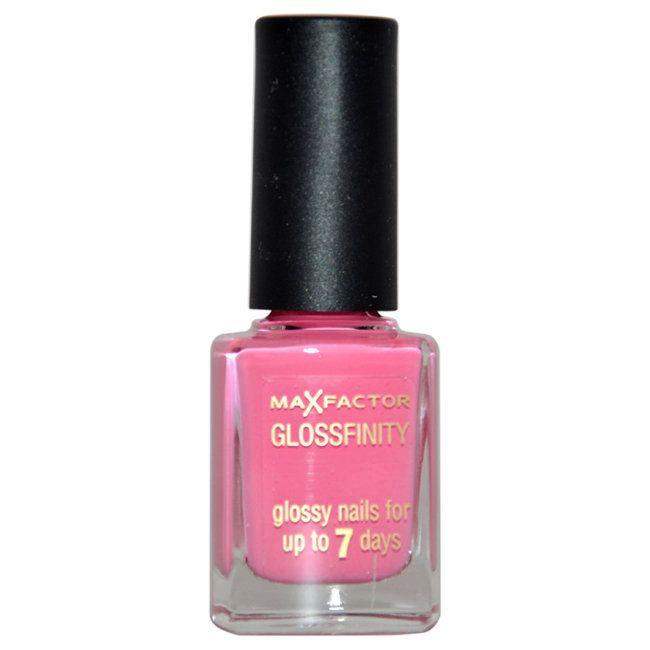 Max Factor Glossfinity #125 Marsh Mallow Nail Polish